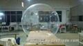 acrylic sphere display
