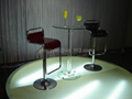 BARSTOOL&BAR TABLE