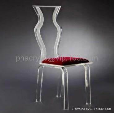 发光压克力椅 3