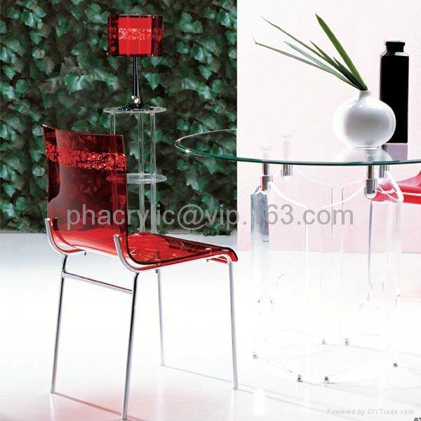 压克力餐椅 3