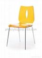 亚克力餐椅