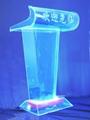 LED有機玻璃演講台
