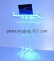 plexiglass led ROSTRUM