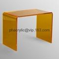 acrylic console table  1