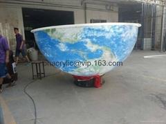 acrylic earth display