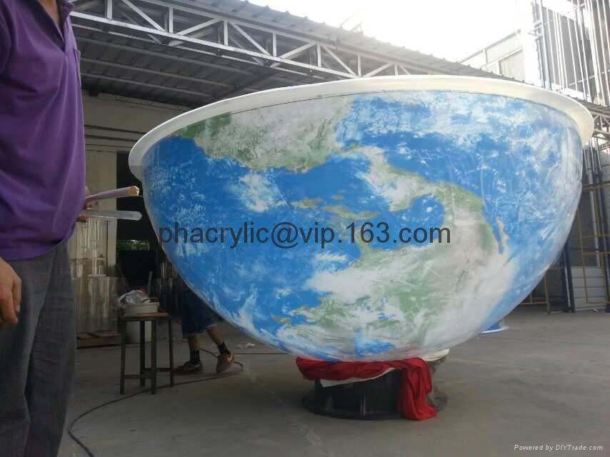 压克力地球仪 3