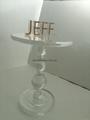 Acrylic end table 2