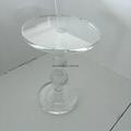 Acrylic end table 5