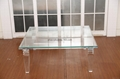 2017 New style Acrylic Square coffee table