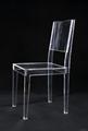 有機玻璃餐椅