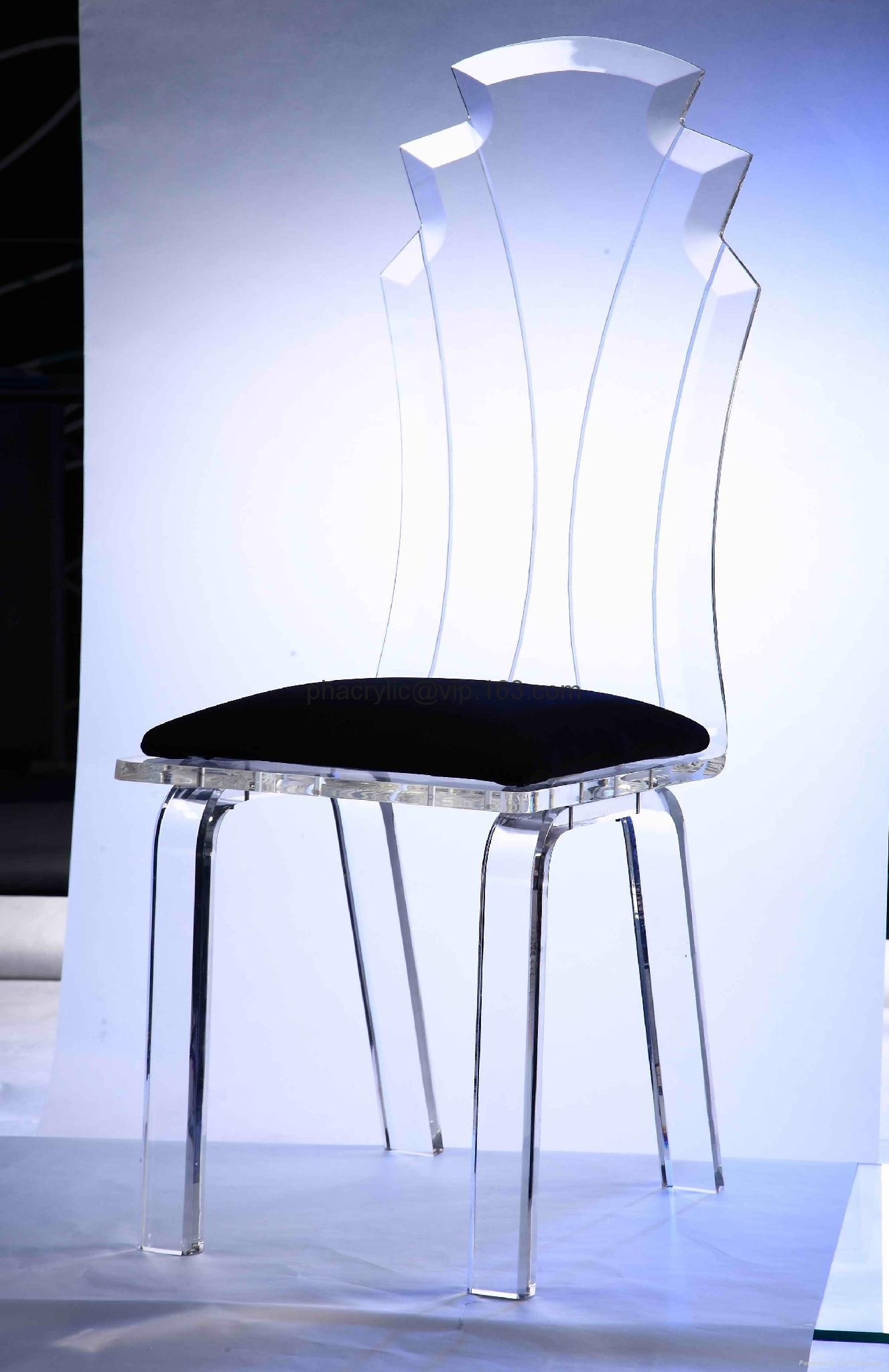 LED ACRYLIC WEDDING CHAIR LUCITE CHAIR CY 906 Hong Kong