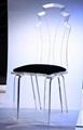 LED ACRYLIC WEDDING CHAIR LUCITE CHAIR