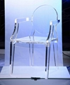 acrylic louise ghost clear chair , lucite ghost chair