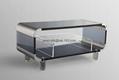 acrylic TV stand, plexiglass TV cabinet,