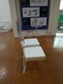 压克力高背餐椅 3