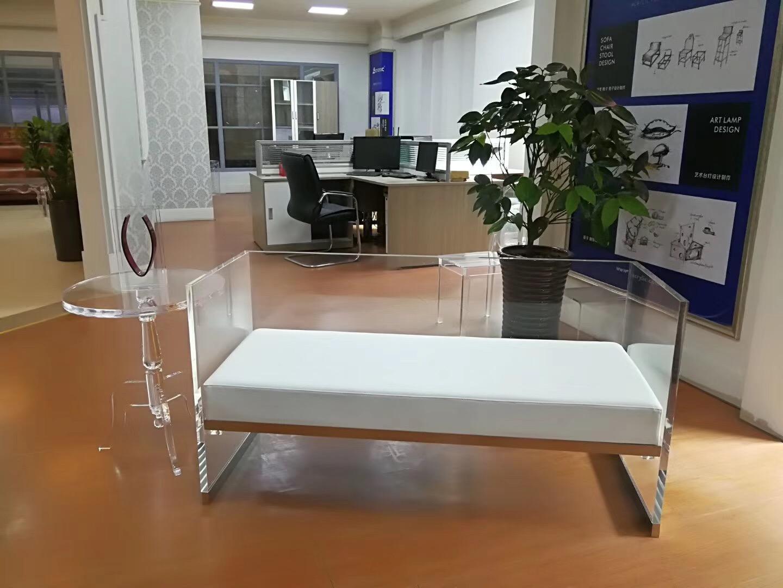 透明壓克力沙發 2