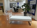 Full Transferent acrylic perspex sofa