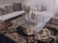 Full Transferent acrylic perspex sofa 3