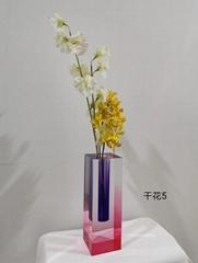 渐变染色花瓶