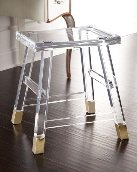 Acrylic stool 1