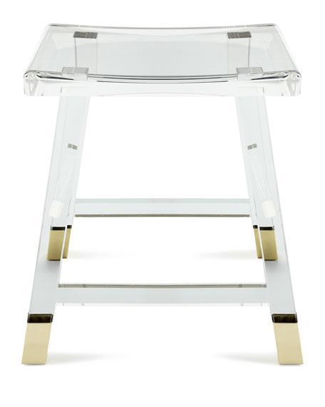 透明水晶亚克力凳 2