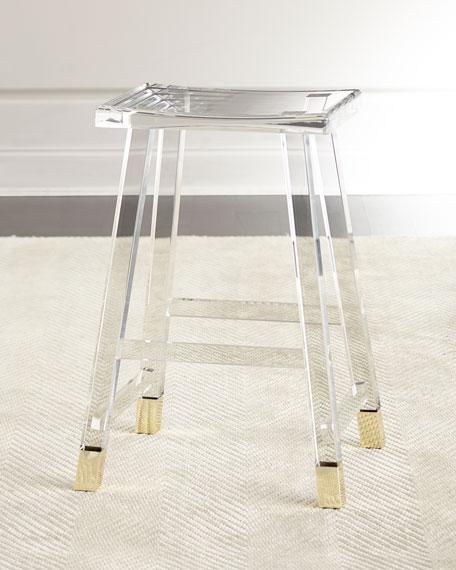 Acrylic stool 3