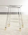 透明水晶亚克力凳 3