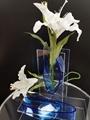 亞克力創意家居擺件工藝品裝飾花