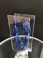 perpex glass vase acrylic vase