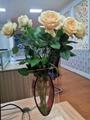 亞克力創意家居擺件工藝品裝飾花瓶 6