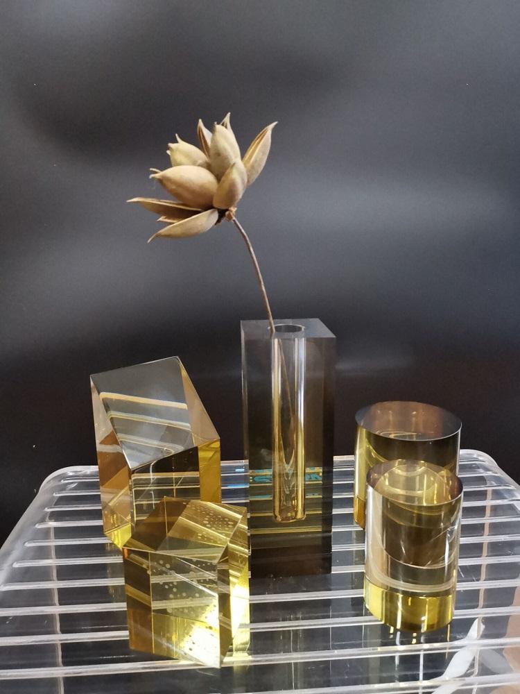acrylic vase,glass vase ,plexiglass vase 1