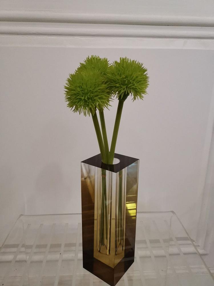 acrylic vase,glass vase ,plexiglass vase 2