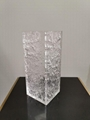 亞克力方口波紋花瓶 3