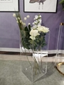 Big wedding acrylic vases