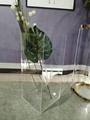 Big wedding acrylic vases