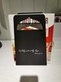 Acrylic bookrack , acrylic book shelf