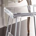 Acrylic stool 4