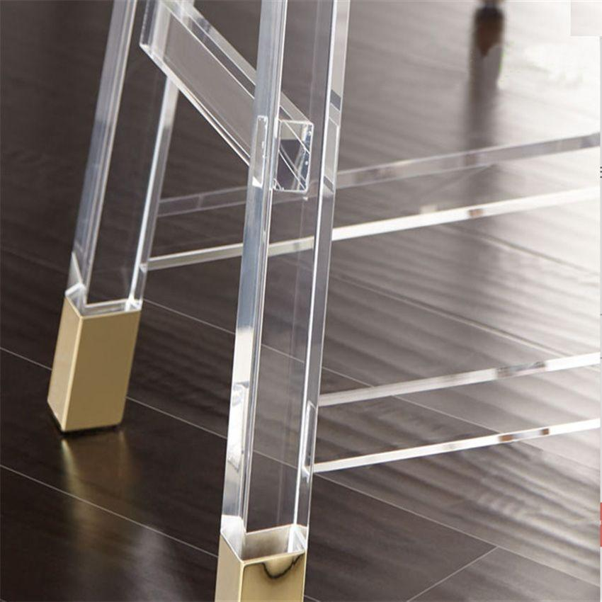 透明水晶亚克力凳 5