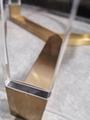 透明水晶亞克力角几 2