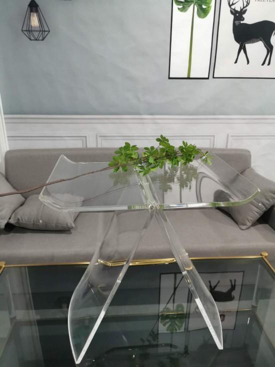acrylic transparent stool  1