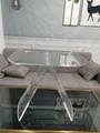 acrylic transparent stool  2