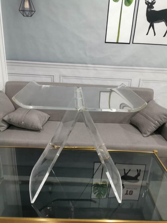 acrylic transparent stool  3