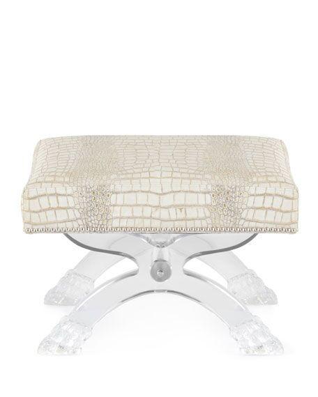 acrylic transparent stool  5
