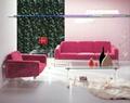 Full Transferent acrylic perspex sofa 2
