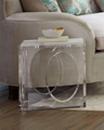 New style Acrylic  side table