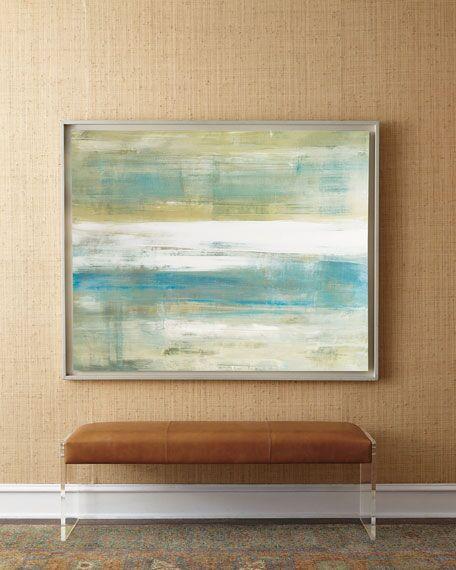 Acrylic bench 5