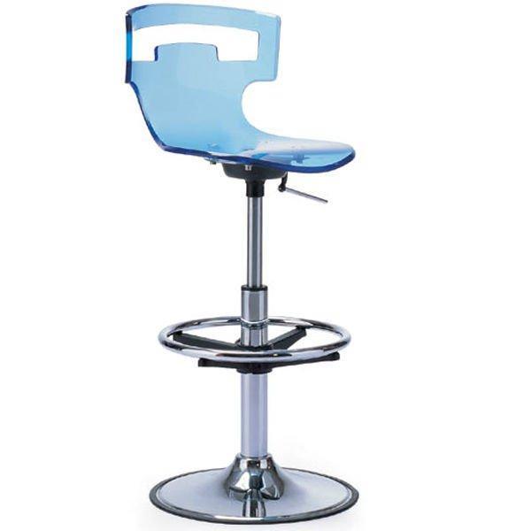 亚克力吧椅 2