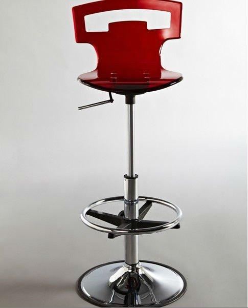 亚克力吧椅 4