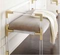 Acrylic  chaise longue
