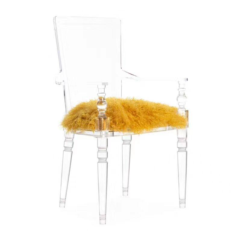 亚克力宴会椅 2